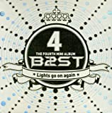 BEAST(ビースト) Lights go on again-4th Mini Album[韓国輸入盤]