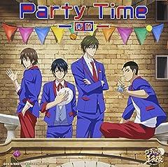 青酢「Party Time」のジャケット画像