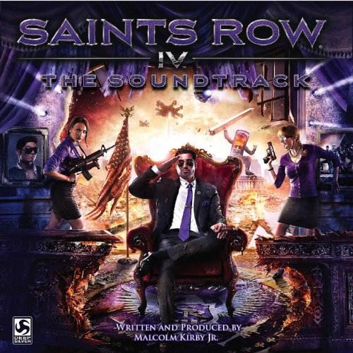 Saints Row IV (The Soundtrack)
