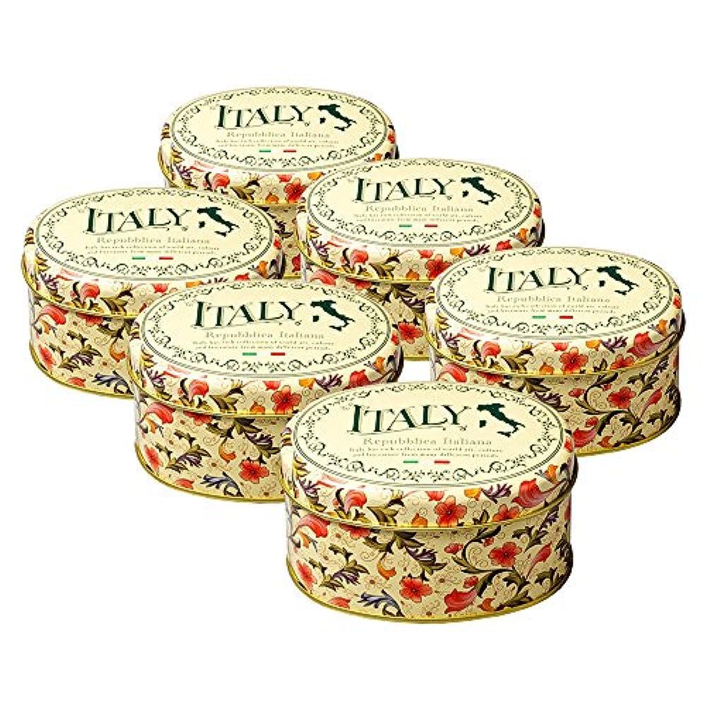 ロマンチック想像するアプローチイタリアお土産 コーヒーリキッドチョコレート ミニ缶 6缶セット