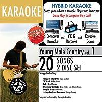 Karaoke: Young Male Country 1