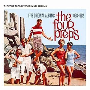 FIVE ORIGINAL ALBUMS 1958-1962