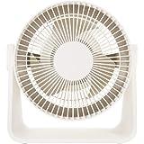 無印良品 サーキュレーター(低騒音ファン)・ホワイト 型番:MJ-CF18JP-W 02438111