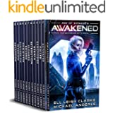 The Ascension Myth Complete Omnibus (Books 1-12): Awakened, Activated, Called, Sanctioned, Rebirth, Retribution, Cloaked, Bou