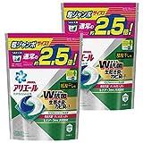 【まとめ買い】 アリエール 洗濯洗剤 リビングドライジェルボール3D 詰め替え 超ジャンボ 44個入×2個
