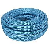 サラッと耐寒耐圧防藻ホース SSH-20BL ブルー