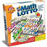 Small World Toys Learning - Math Lotto Matching Game [並行輸入品]
