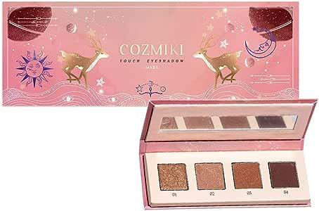 COZMIKI touch eyeshadow palette (mars) コズミキ タッチアイシャドウパレット(マーズ)鹿の間プロデュースの中華メイク専用メイクアップブランド