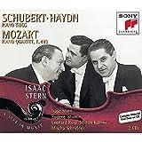 Schubert, Haydn: Piano Trios / Mozart: Piano Quartet, K. 493 (Isaac Stern - A Life in Music) (2006-07-29)