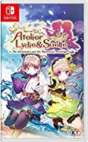 Atelier Lydie and Suelle (Nintendo Switch) (輸入版)