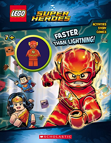 Faster Than Lightning! (Lego DC Super Heroes)