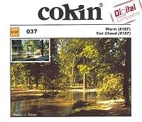 Cokin 角型レンズフィルター X037 ウォーム81EF 170×130mm 色彩効果用 500295