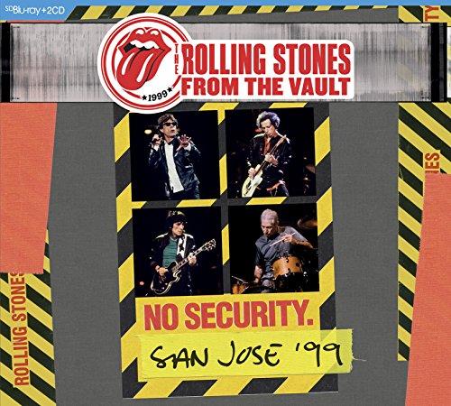 [画像:From The Vault: No Security. San Jose '99 (2CD+Blu-Ray)]