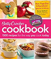 Betty Crocker Cookbook, 11th Edition: Box Tops for Education Special Edition (Betty Crocker New Cookbook)