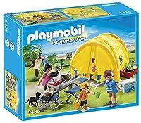 Playmobil Family Camping Trip(家族でキャンプ!!)【5435】
