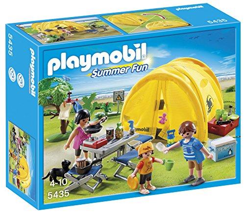 Playmobil Family Camping Trip(家族でキャンプ!...