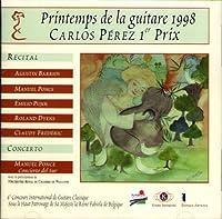 Printemps De La Guitare Competition 1998