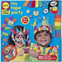 ALEX Toys Little Hands My Tape Party Craft Kit Assorted Colors by ALEX Toys