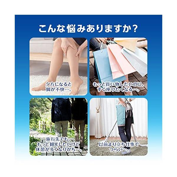 メディキュット 機能性靴下 男女兼用 着圧 加...の紹介画像4