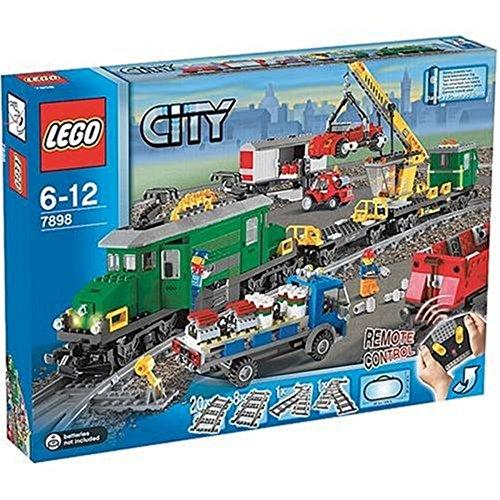 レゴ (LEGO) シティ レゴ (LEGO) カーゴトレイン 7898