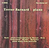 Bach Transcriptions & Modern Australia by Barnard, Trevor (2006-07-03)