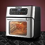 Devanti 10L Air Fryer LCD Fryers Oven Healthy Cooker Oil Free Kitchen Airfryer