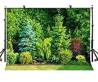 lylycty 7x 5ftグリーンプラントBackdrop美しい観賞用植物グリーンNature Beauty写真バックドロップフォトBackdropsカスタマイズStudio写真バックドロップ背景Studio Props lylx471