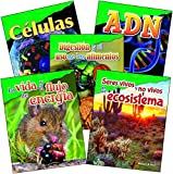 Life Science Grade 5 Spanish: 5-Book Set (Science Readers: Content and Literacy) (Spanish Edition) [並行輸入品] 画像