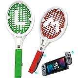 【2021新発売】 Nintendo Switch テニスラケット マリオテニス エース Joy-Conハンドル 体感コントロールゲーム マリオテニス用Nintendo Switch Joy-Con マリオテニス エース(2)ハンドル スイッチ ジョ