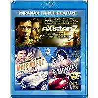 Existenz/B. Monkey /Malevolent [Blu-ray]