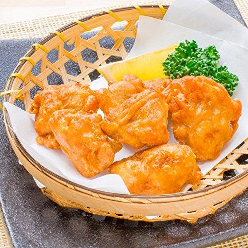 築地の王様 鶏もも唐揚げ 2kg やわらかジューシー揚げるだけ。たっぷり業務用のお買い得品 とりもも 鳥もも から揚げ 唐揚げ 冷凍食品 おかず お弁当 お惣菜 レシピ