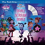 Home Scream Home (Read-Along Storybook and CD)