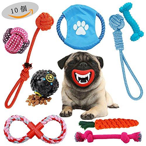 犬 おもちゃ ロープのおもちゃ Osla 犬用玩具 ペットのおもちゃ 犬用ロープ玩具 犬噛むおもちゃ...