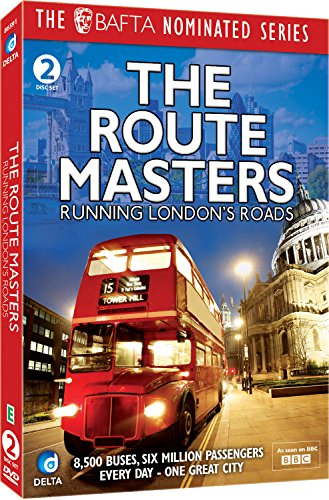 The Route Masters: Running London's Roads (BAFTA Nominated BBC Series) [DVD] [Import anglais]