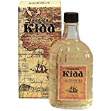 喜界島酒造 キャプテンキッド 黒糖 43度 720ml瓶
