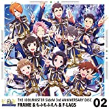 THE IDOLM@STER SideM 3rd ANNIVERSARY DISC 02(Swing Your Leaves/伝えたいのはこんなきもち/■Cupids!)