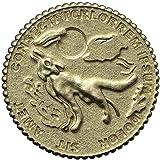 SxE 「予約」 バイオハザード8 ヴィレッジ コイン 2枚セット Lei 狼模様 コレクション