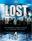 Lost: Complete Fourth Season [Blu-ray] [Import]