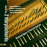 Works for 2 Harpsichords by Egarr/Ayrton (1999-02-15)