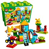 LEGO DUPLO My First Large Playground Brick Box 10864 Building Kit (71 Piece)