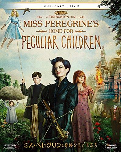 ミス・ペレグリンと奇妙なこどもたち 2枚組ブルーレイ&DVD〔初...[Blu-ray/ブルーレイ]
