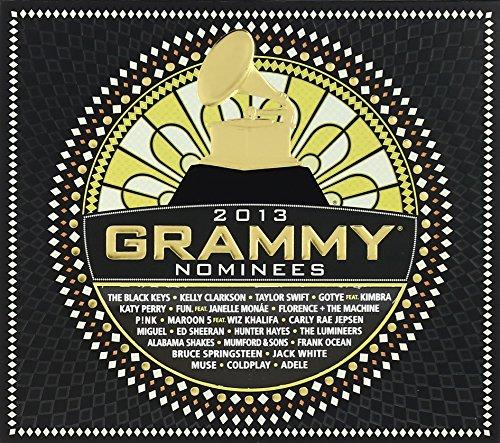 2013 Grammy Nomineesの詳細を見る