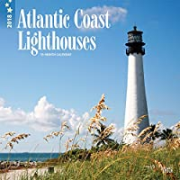 Atlantic Coast Lighthouses 2018 Calendar