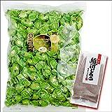 ピュアレ 抹茶ティラミスチョコレート 元祖 500g袋✕1袋、駿河しるこ 1杯分プレゼント