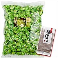 ピュアレ 抹茶ティラミスチョコレート 500g袋 元祖✕1袋、駿河しるこ 1杯分プレゼント