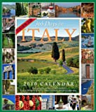 365 Days in Italy 2010 Calendar (Picture-A-Day Wall Calendars)