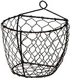 PL アイアン製 収納雑貨 ハンギングバスケット 63210