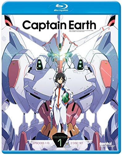 キャプテン・アース / CAPTAIN EARTH COLLECTION 1