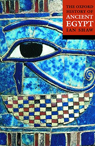 Download The Oxford History of Ancient Egypt 0192804588
