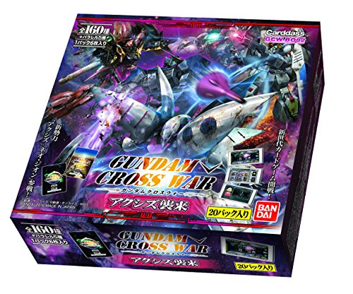 GUNDAM CROSS WAR ブースターパック アクシズ襲来 【GCW-B002】(BOX)